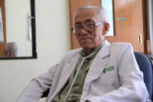 Relawan dr syahril #1